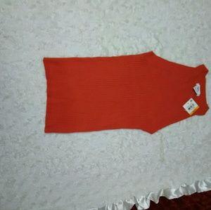 Bar III sweater vest